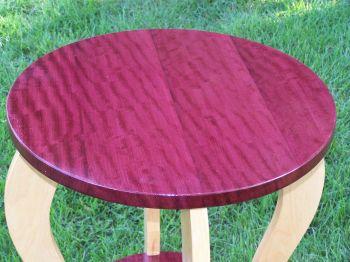 purple heart wood furniture. Purple Heart Wood Furniture. Table Furniture